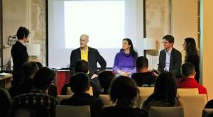 Open Innovation-débat participatif de Coracias-Venusta et DAFEO au Club Dojo